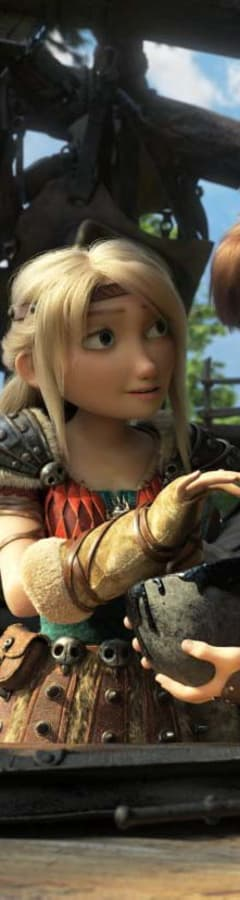 Movie still from How To Train Your Dragon: The Hidden World