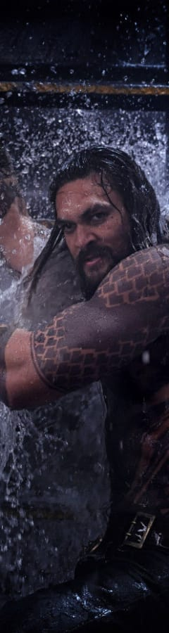 Movie still from Aquaman