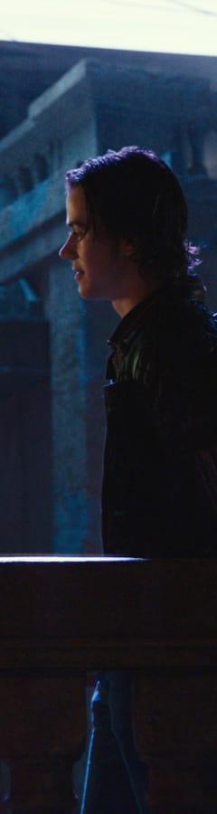 Movie still from Alita: Battle Angel