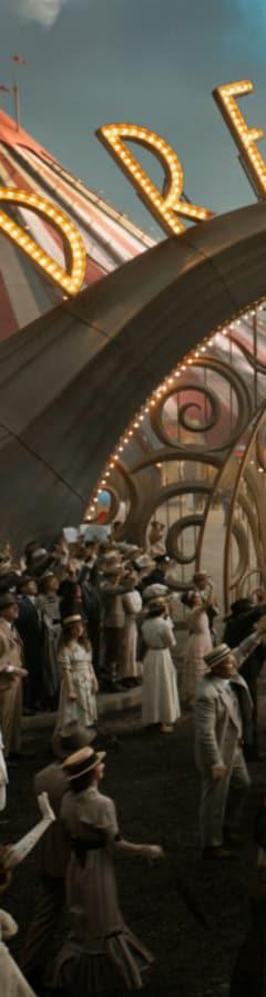 Movie still from Dumbo