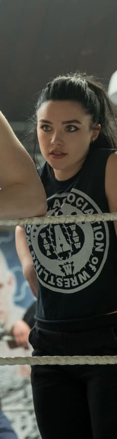 Movie still from Fighting With My Family