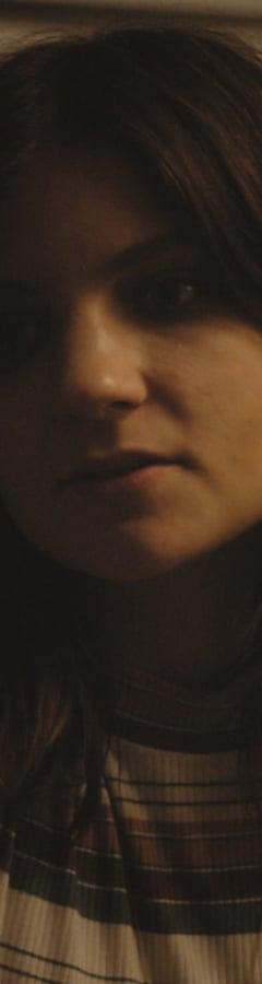 Movie still from Clara's Ghost