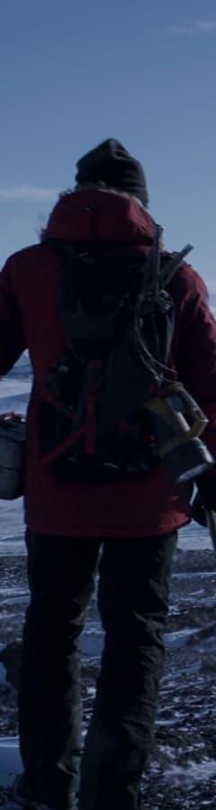 Movie still from Arctic