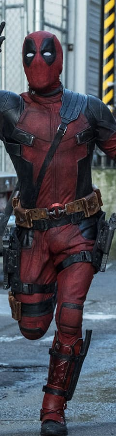 Movie still from Once Upon A Deadpool