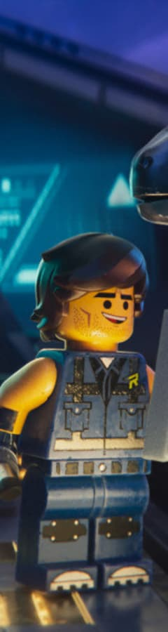 Movie still from The Lego Movie 2: The Second Part