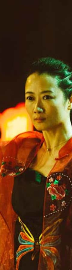 Movie still from Ash is Purest White