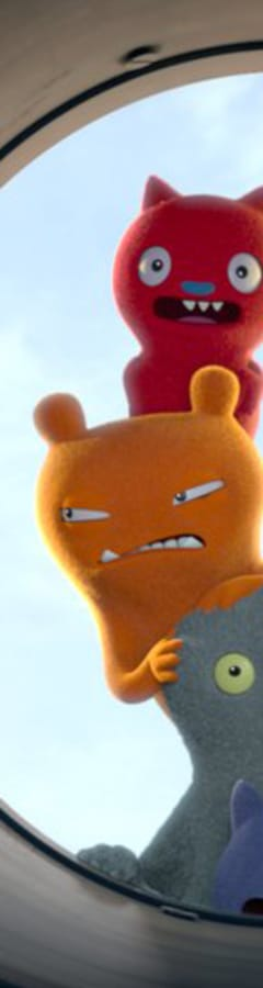 Movie still from Uglydolls