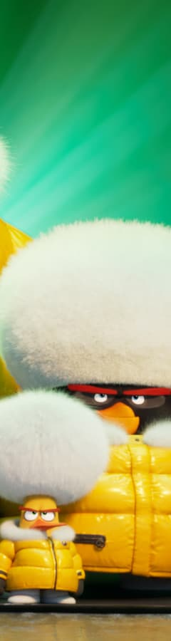 Movie still from The Angry Birds Movie 2