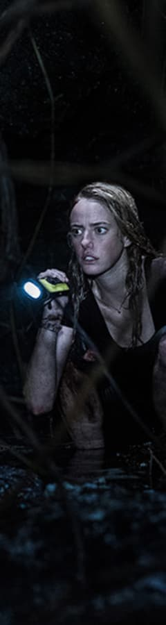 Movie still from Crawl