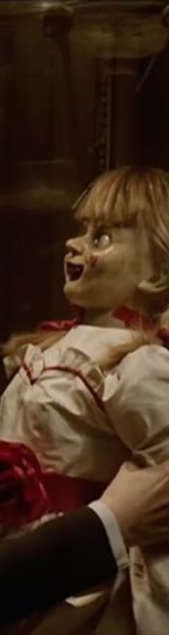 Movie still from Annabelle Comes Home