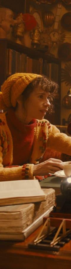 Movie still from Paddington