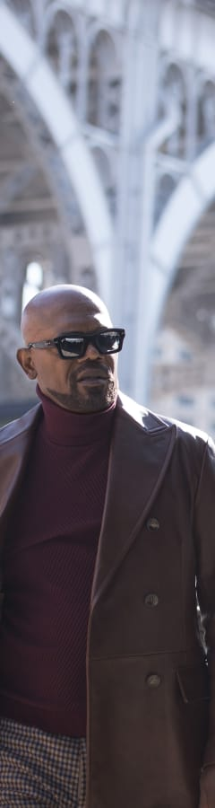 Movie still from Shaft