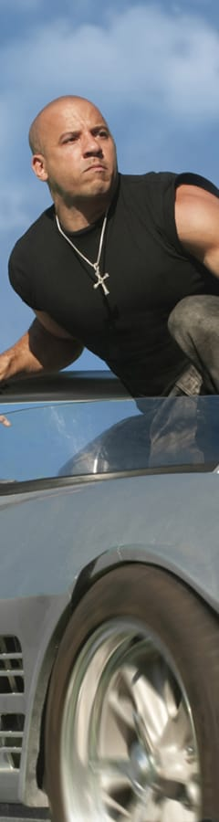 Movie still from Fast Five