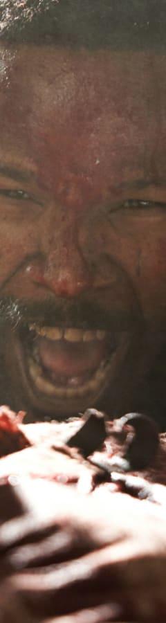 Movie still from Django Unchained