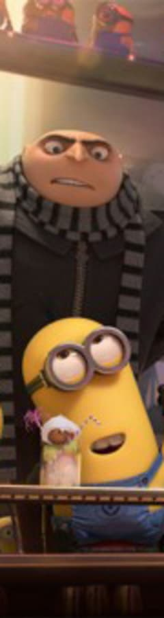 Movie still from Despicable Me 2