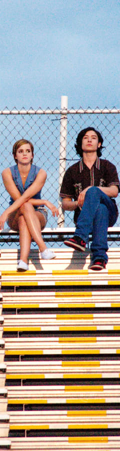 Movie still from The Perks Of Being A Wallflower