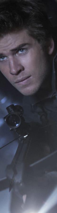 Movie still from The Hunger Games: Mockingjay Part 2