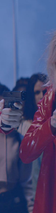 Movie still from Assassination Nation