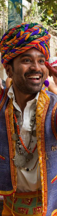 Movie still from The Extraordinary Journey Of The Fakir