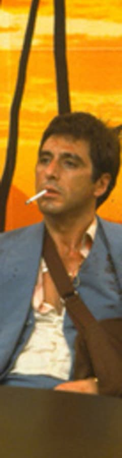 Movie still from Scarface (1983)
