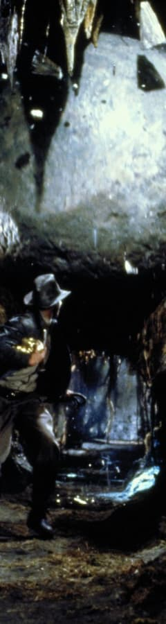 Movie still from Raiders Of The Lost Ark