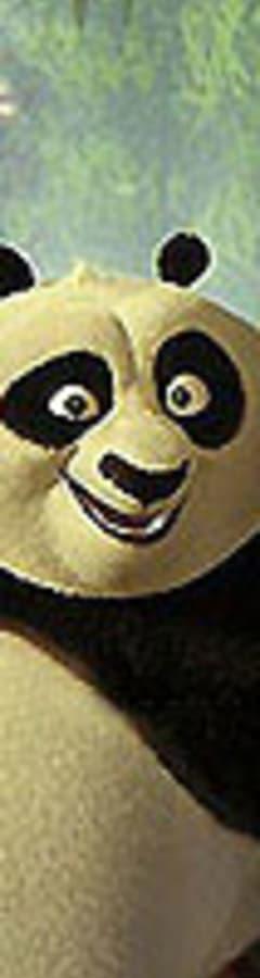 Movie still from Kung Fu Panda