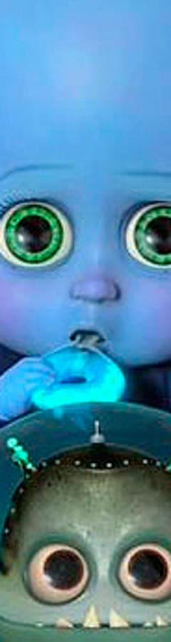 Movie still from Megamind