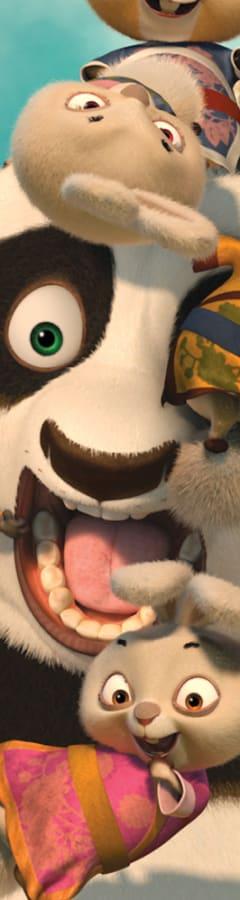 Movie still from Kung Fu Panda 2