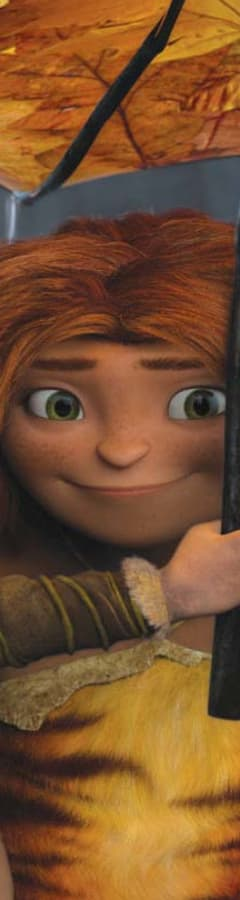 Movie still from The Croods
