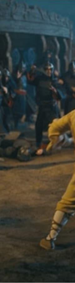 Movie still from The Last Airbender