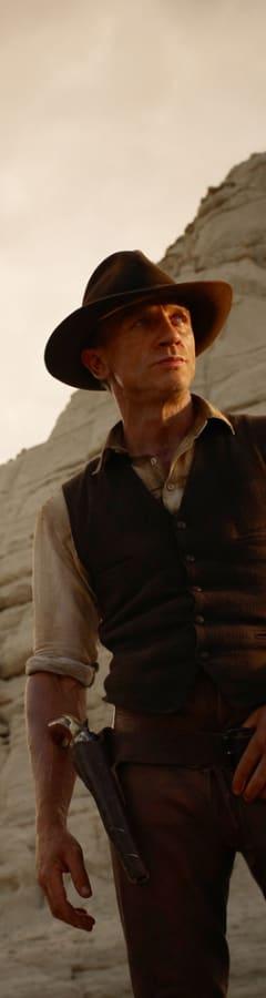 Movie still from Cowboys & Aliens