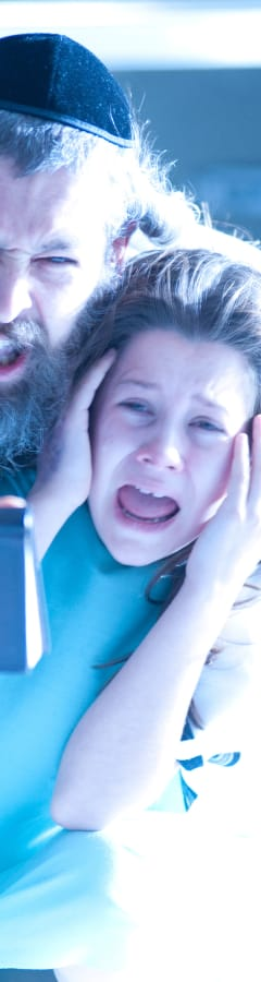 Movie still from The Possession
