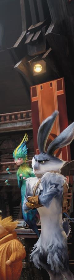 Movie still from Rise Of The Guardians