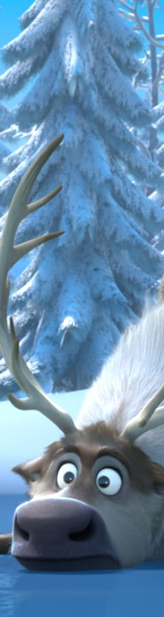 Movie still from Frozen