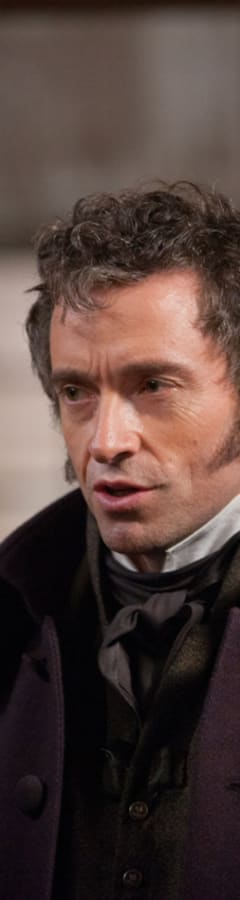 Movie still from Les Miserables (2012)