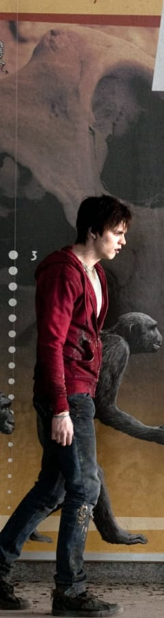 Movie still from Warm Bodies