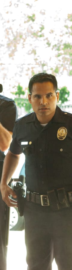 Movie still from End Of Watch
