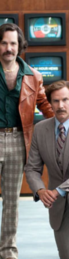 Movie still from Anchorman: The Legend Continues