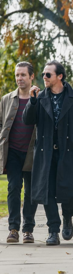 Movie still from The World's End
