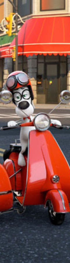 Movie still from Mr. Peabody And Sherman