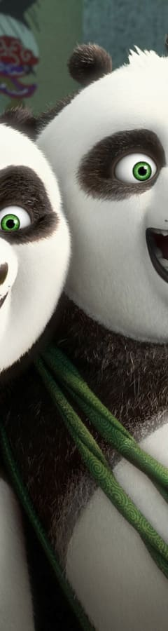 Movie still from Kung Fu Panda 3