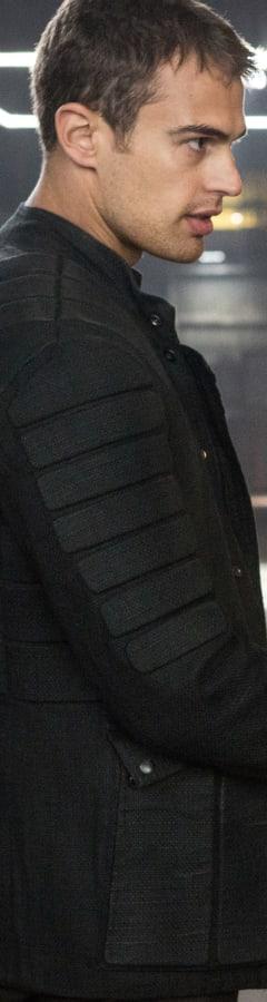 Movie still from Divergent