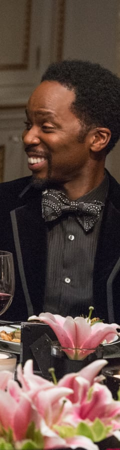 Movie still from The Best Man Holiday
