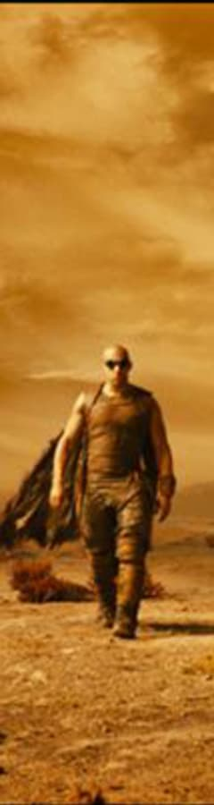 Movie still from Riddick