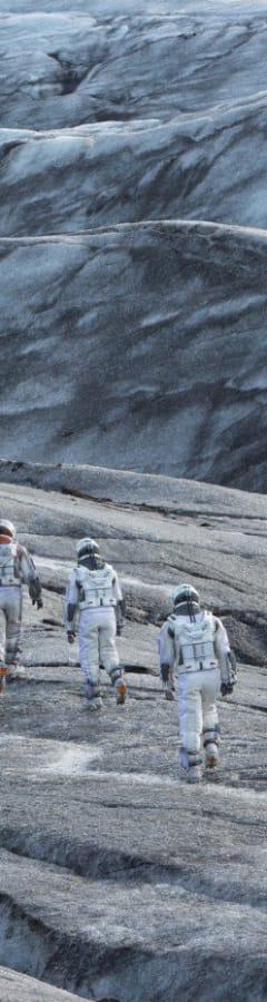 Movie still from Interstellar