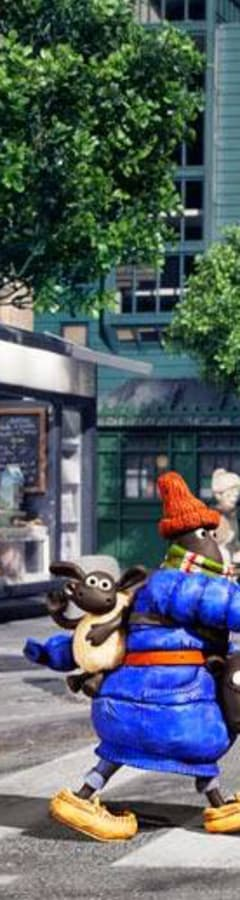 Movie still from Shaun The Sheep