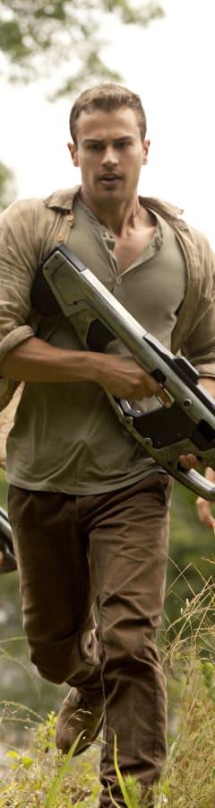Movie still from Insurgent