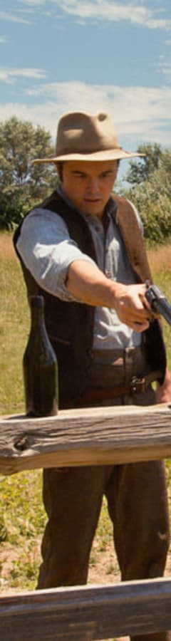 Movie still from A Million Ways To Die In The West