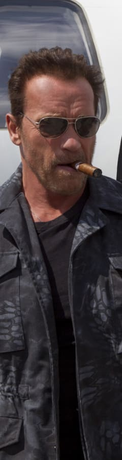 Movie still from The Expendables 3