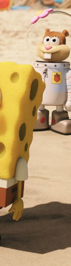 Movie still from The SpongeBob Movie: Sponge Out Of Water
